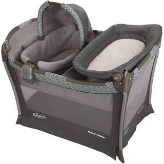 Graco Playpen excludes bassinet