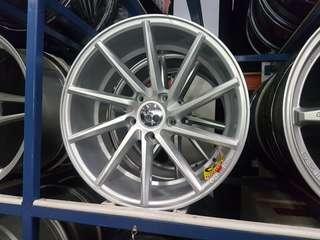 18 inch new set sport rim