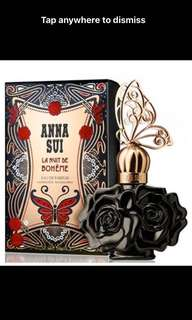 Edp Anna suits Muir de boheme