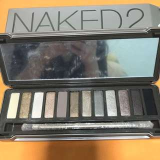 Urban decay naked 2 authentic