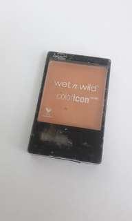 Preloved bronzer wet & wild