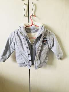 Winter Jacket*9mth - 18 mth*wear 1 time only*