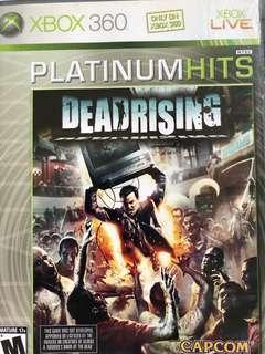 Dead Rising Platinum Hits Xbox 360