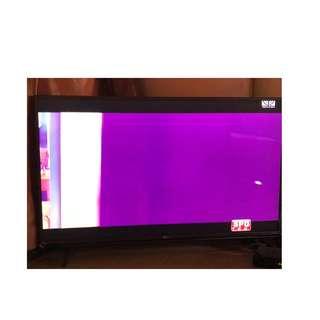 Smart 4K LG TV