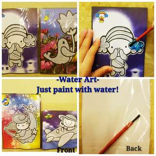 Water Art Kit for Goodie Bags For Toddlers/Young Children