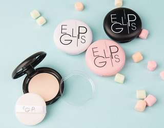 ✨INSTOCK! EGLIPS Macron Powder Pact Recommended by PONY