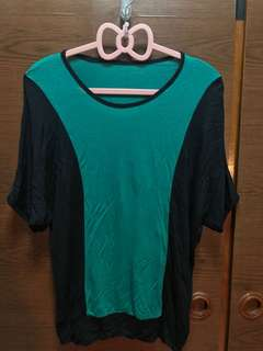 PL: Basic Top (Green)