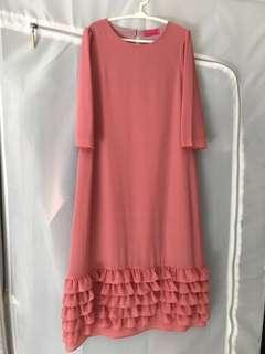 Poplook dress/jubah