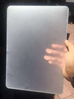 Softcase Macbook Pro 15 inc (white)