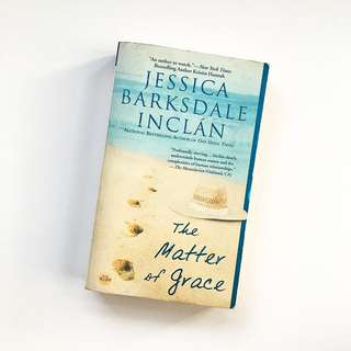The Matter of Grace by Jessica Barksdale Inclan