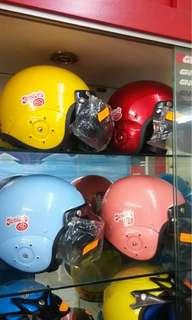 kid helmet with visor approve by SIRIM