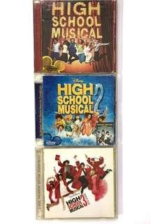High School Musical Series Soundtracks