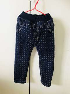 Winter Long Pants for Boy *2 year old*