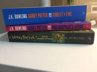 Harry Potter Trilogy