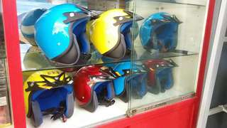 bkp kid helmet approve by SIRIM  without visor,can install visor also