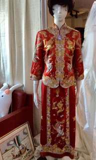 (UBT) Chinese Traditional Costume