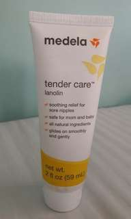 Medela Tender Care Lanolin (2 fl oz) Nipple Cream