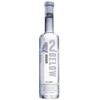 42 Below Vodka - Feijoa 低調42度伏特加 - 斐濟果味