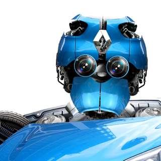 Renault - Captur   自助式租車 www.yourcar.hk