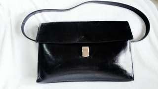 Furla authentic leather bag