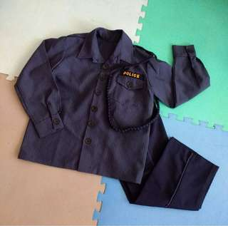 Policewoman Costume