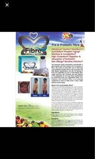 Pre & Probiotic Fibre Slimming Detox