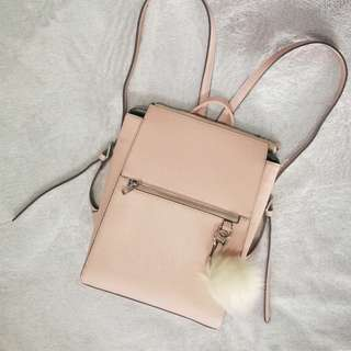 REPRICED! Ever New Pink Structured Backpack Bag