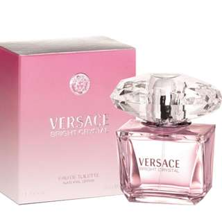 Versace crystal noir perfume for women 90ml