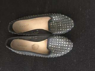 Topshop flats (size 38 but actually fits size 6-7)