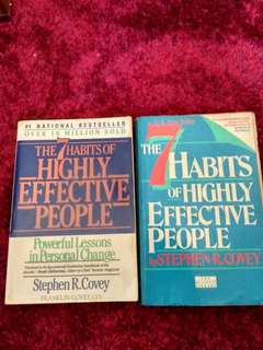 Stephen Covey 7 Habits
