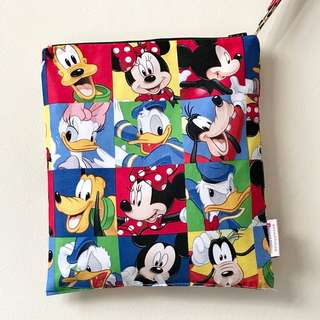 Snap Wetbag Made with Fabric from USA ** Quality Durable Trusted Zipper brand: YKK *FOC Normal Post.
