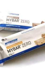 Myprotein my bar zero