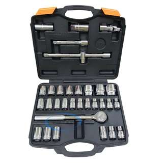 King Toyo 32PCS Box Socket Set