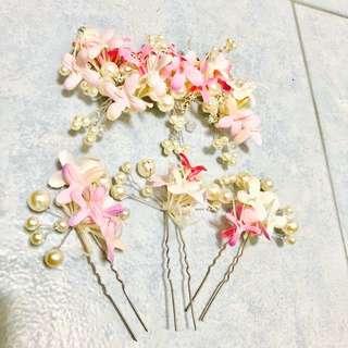 BRAND NEW - Korean bridal hair accessories
