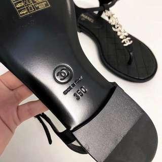 Chanel 全新涼鞋 保証100%正貨