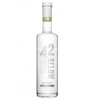42 Below Vodka - Manuka Honey 低調42度伏特加 - 麥蘆卡蜂蜜味