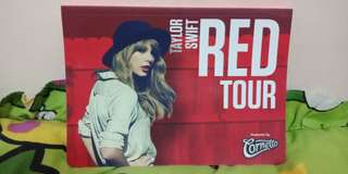 Taylor Swift Red Tour Note Book
