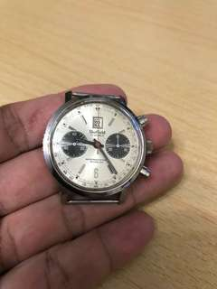 瑞士 Sheffield Panda Chronograph 熊貓計時錶