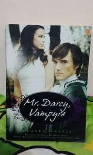 Mr. Darcy, Vampyre by Amanda Grange