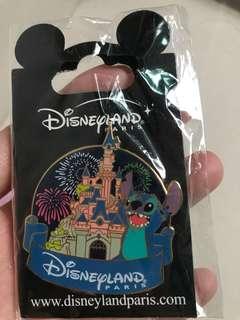 Disney pin 史迪仔