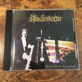 Blackstorm - black circle crusade cd