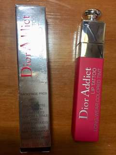 DIOR ADDICT LIP TATTOO ORIGINAL