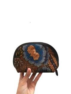 Dompet/pouch Batik Chic