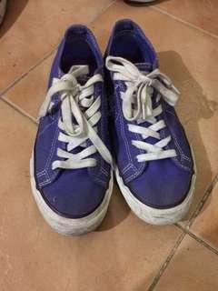 Purple Converse (Original)