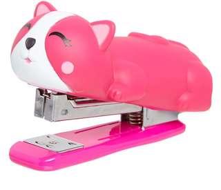 Smiggle stapler hot pink rm39 NEW