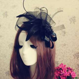 BRAND NEW - Elegant, English hair accessories (Hair clip)