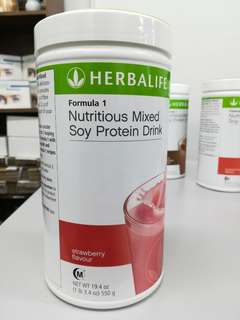 HERBALIFE NUTRITIOUS MIXED DRINK