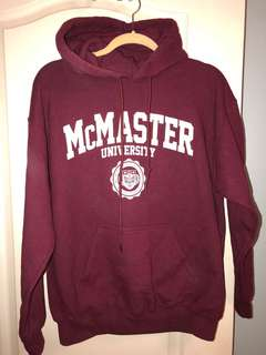 McMaster sweater