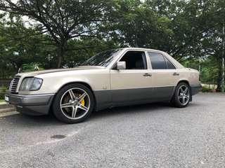 W124 Masterpiece Merc