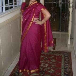 Indian Sari/Saree Deepavali
